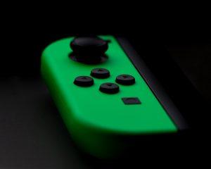 Nintendo Switch pad