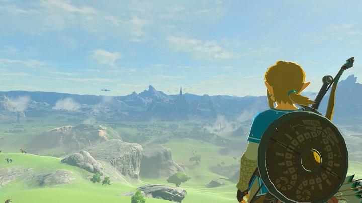 Zelda sur Nintendo Switch
