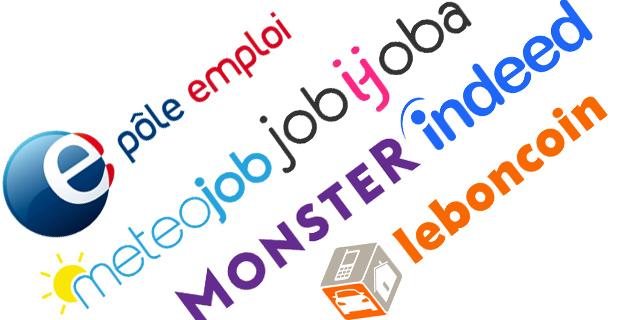 recherche emploi site internet dédiés