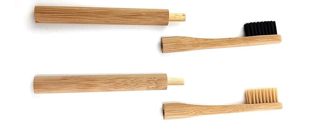 brosse à dent en bambou